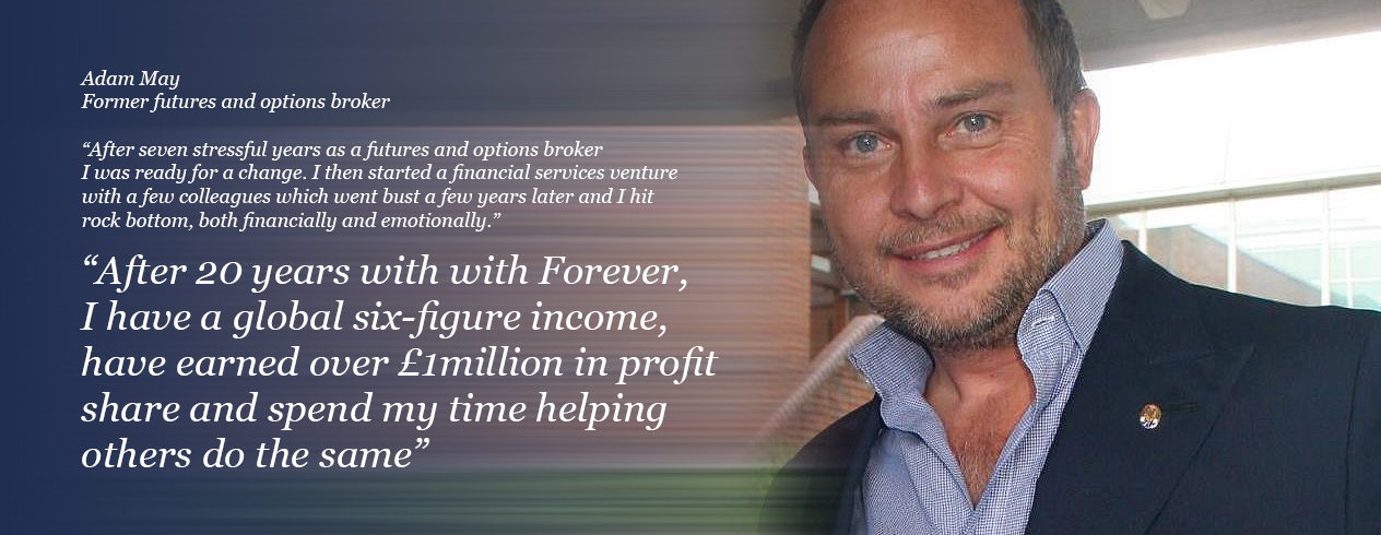 Adam May - Former Futures and Options Broker